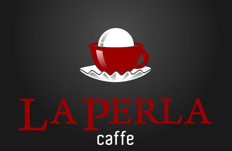 Logo za caffee La Perla